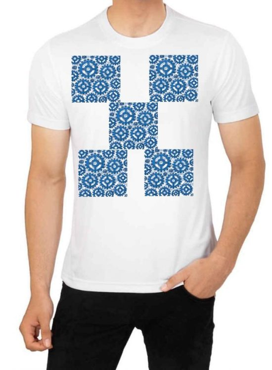 01-logo design in mechanical engineering - design t shirt