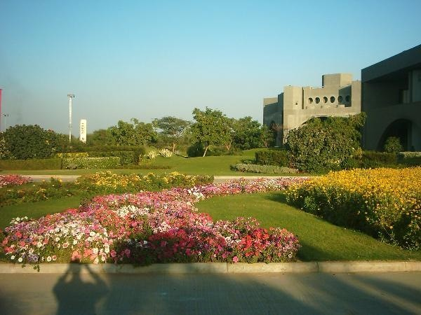 01-Nirma institute of Science and technology