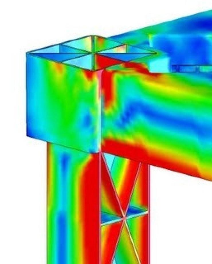 validate design with FEA-Finite Element Analysis-Design optimization-verify design function and intent-FEM