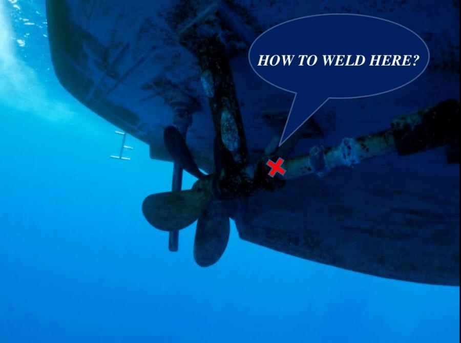 5309A 01 Underwater Welding Flux Cored Arc Welding Under Water Welding Dangers | Blogmech.com
