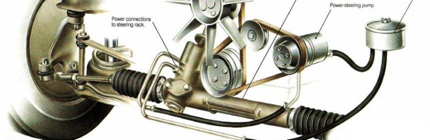 55525 01 power stering system steering mechanism advantages of Electric power steering Automobile Engineering power steering