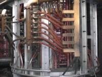 01-induction furnace - coreless induction furnace - electromagnetic induction