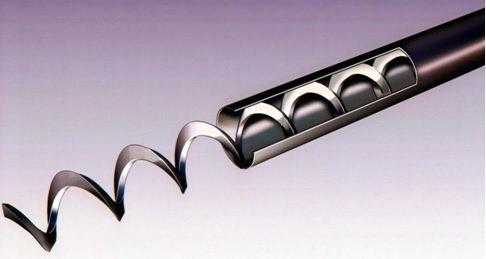01-screw conveyor pitch- screw conveyor inlet- screw conveyor output- screw conveyor blade- screw conveyor motor