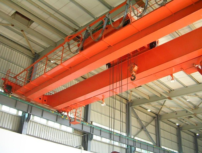 double-girder-eot-crane-qd-winch-type-specification-features-performance