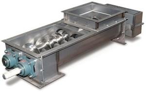 Screw Conveyors | Screw Conveyor Working Principle And It's Critical Components | Basic Screw Conveyor Systems Design