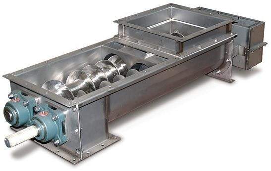 01-Screw Conveyors- Screw Conveyor Design- Screw Conveyor Calculations- Screw Conveyor Manufacturers