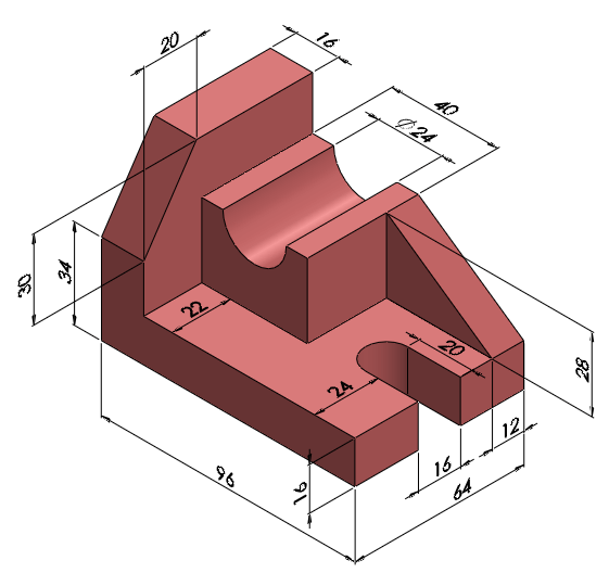 01-Shaft-Support-Solidworks-Exercises.png