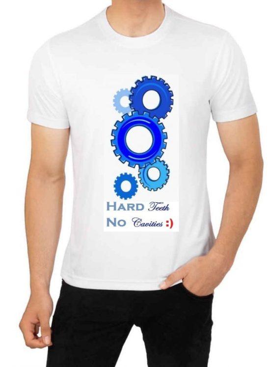 01-mechanical engineer gears t shirt design- mechanical viral