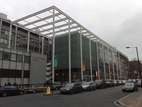 01- Imperial College - London  - Campus - Top 10  - Best Mechanical Engg University