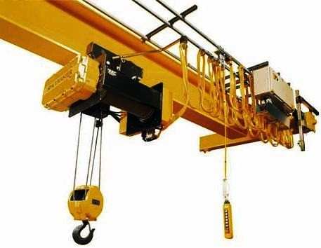 EOT Cranes, Electric Overhead Travelling