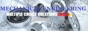 UPSC | GATE Exam for Mechanical | Objective Question and Answers | Tamilnadu Teachers Recruitment Board
