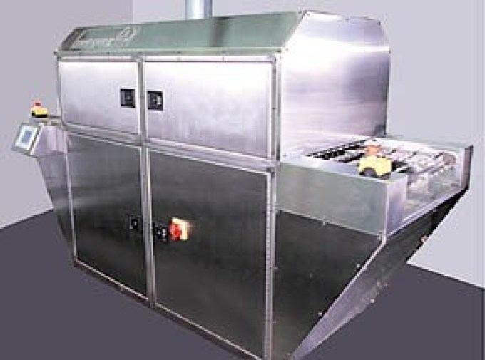 01-infrared technology-infrared-convection systems-tunnel system