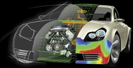 a5dd5 01 design challenges in the automotive sector product design surface design new product developm1 CAD integrated design validation Mechanical Engineering SolidWorks / COSMOS Design