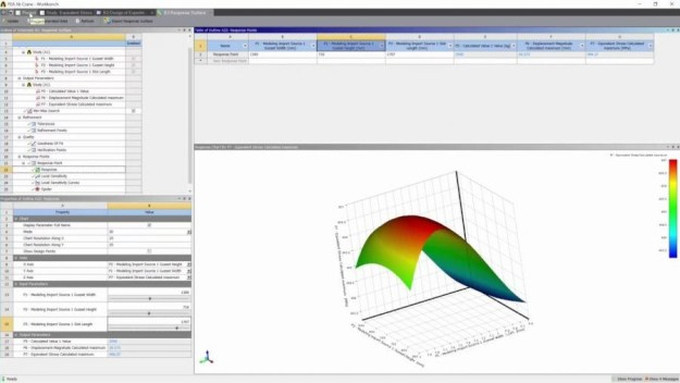 a98f0 01 ansys workbench modules ansys design analysis finite element ANSYS ANSYS Mechanical Workbench