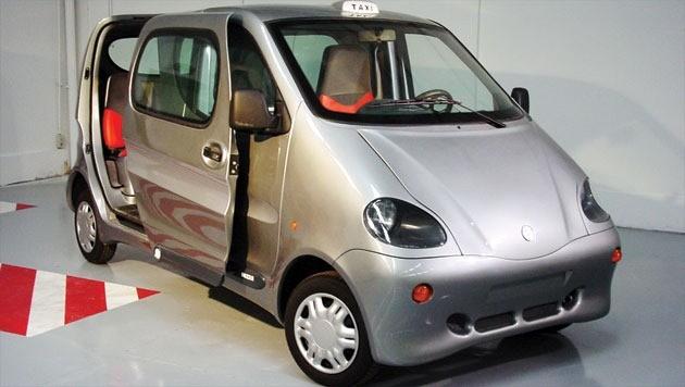 01-Air-Car-Zero Emissions-First Air Powered Car