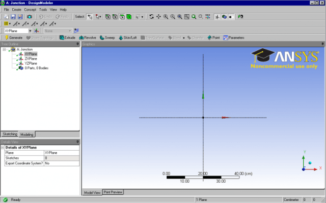 ab3d7 01 ansys workbench design modeler ansys cad parametric modeler analysis finite element ANSYS ANSYS Mechanical Workbench