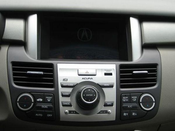 01-Safe Satellite Navigation System-Car Inbuilt Acura Rdx Satellite Navigation System