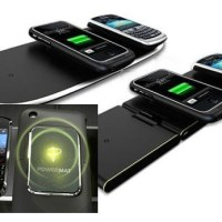 Inductively Coupled Universal Wireless Battery Charger based on Inductive Power Transfer - powermat-iphone-4-wireless-battery-charger-wireless-charging-mat-wireless-receiver-case-new