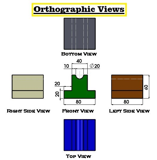 01-isometric-to-orthographic-drawing-exercises