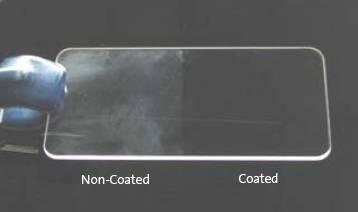 01-gorilla glass comparison - coated vs non-coated