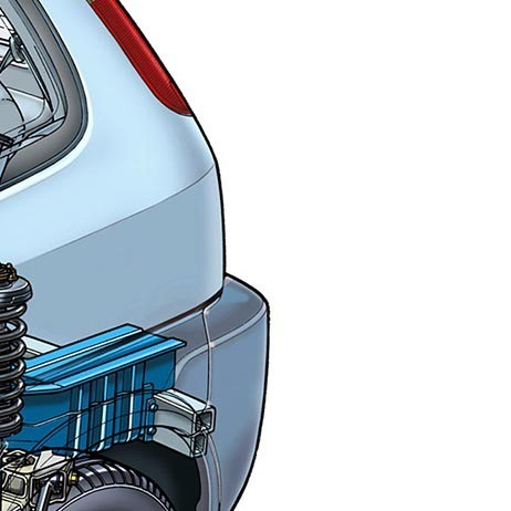 01-fuel cell car-hydrogen filler mouth