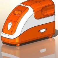 Plastics application, Optimization of design snap fit simulation, solidworks sustainability