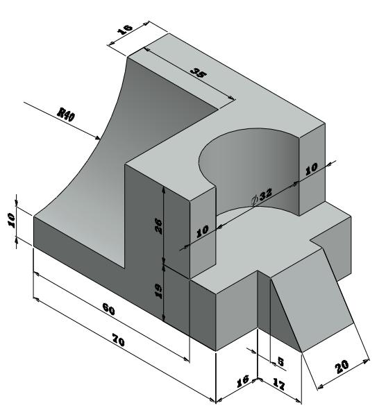 01-cast_iron_bracket - shaft bracket - spindle bracket