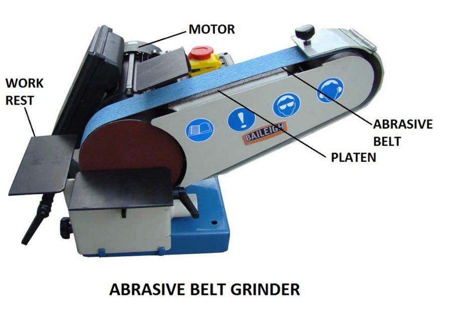 01-Abrasive-Belt-Grinder-Rough-Grinder