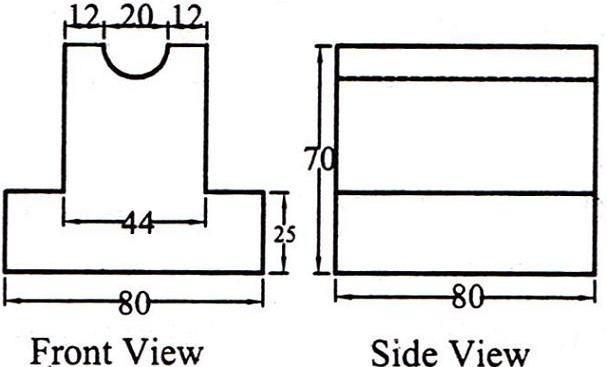 05-Free Autocad Drawings-Free Autocad Exercises-Free Autocad Blocks