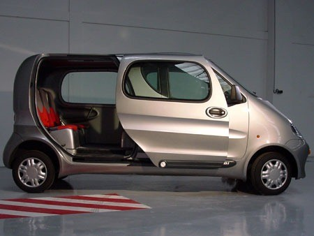 01-aircar-production-launching next year-guy negre, MDI, Motor development International