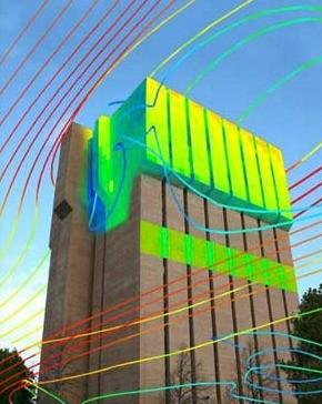 cfd aerodynamic analysis-wind-analysis-of-tall-structures-vortex-shedding