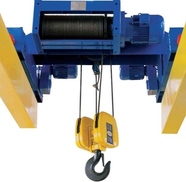Trolley Crane Design | Trolley For Material Handling | Trolley Mechanism