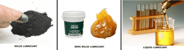 01-TYPES-OF-LUBRICANT-SOLID-LUBRICANT-SEMI-SOLID-LUBRICANT-LIQUID-LUBRICANT