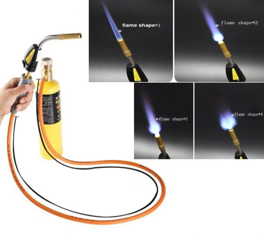 01-hand gas torch brazing