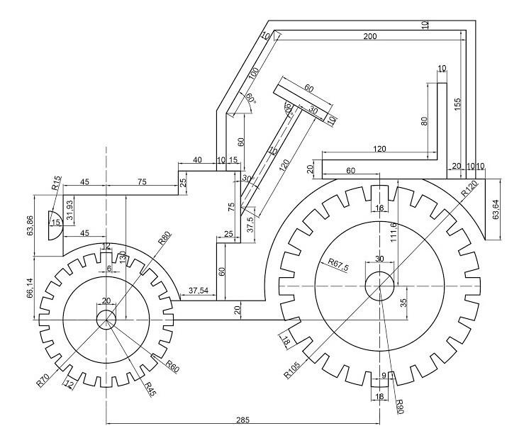 01-autocad exercises tutorial-autocad exercises download-autocad exercises equipment drawings