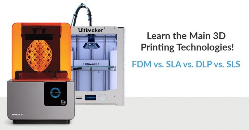 3D-Printing-Technologies-Fdm-Printers-Steriolithography-Printers