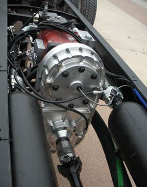 Hydraulic-Hybrid-Vehicles-Fitted-In-An-Automobile-System