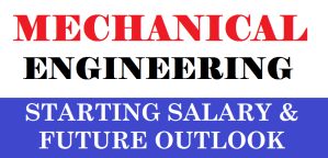 Mechanical Engineering Starting Salary | Mechanical Engineering Wages | Mechanical Engineering Future