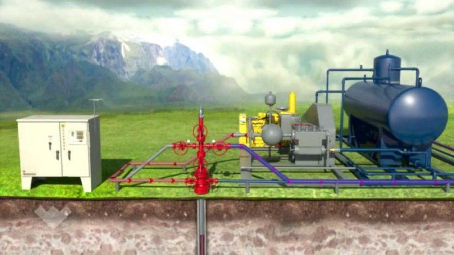 01 Hydraulic Oil Pumps Reciprocating Triplex Pump | Blogmech.com