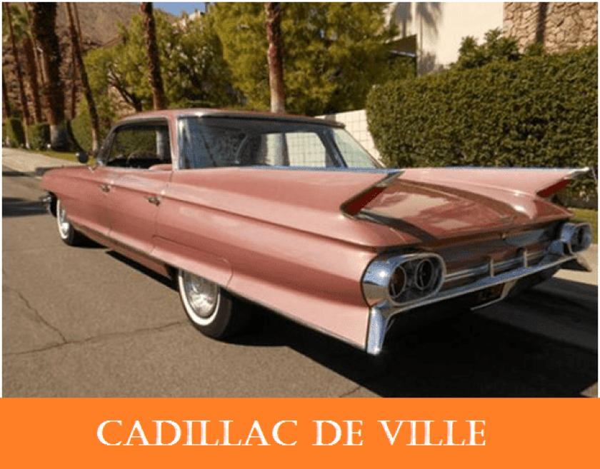 01 1960 vintage cars cadillac de ville Alfa romeo spider Automobile Engineering 1960s Vintage Personal Cars