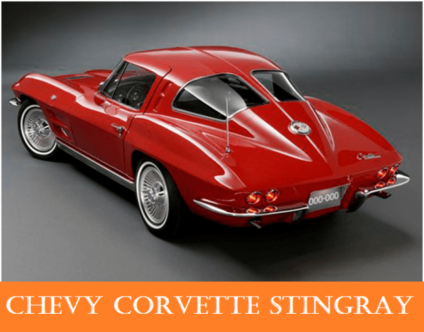 01 1960s vintage personal cars chevy corvette stingray Alfa romeo spider Automobile Engineering 1960s Vintage Personal Cars