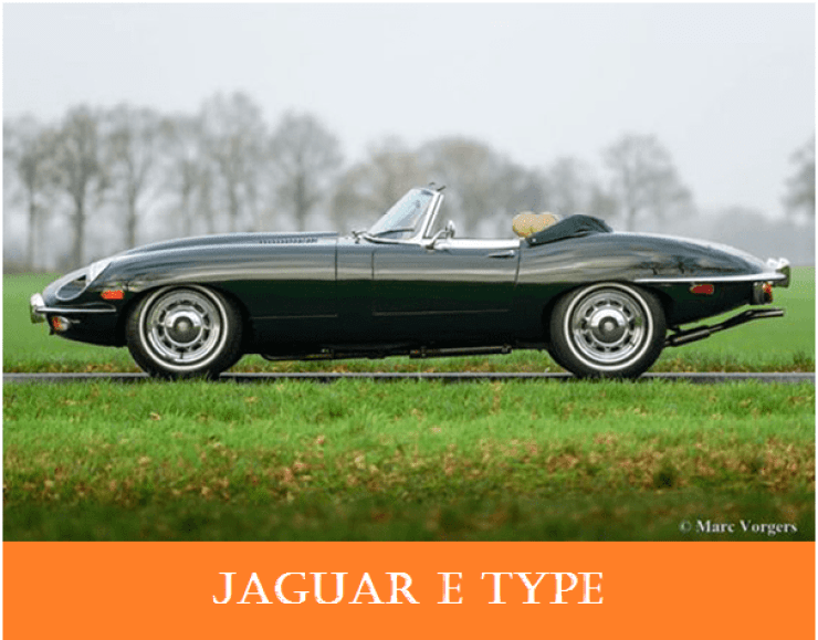 01 1960s vintage personal cars jaguar e type   Why The 1960s Vintage Personal Cars Had Been So Popular Till Now?   1960s Vintage Personal Cars