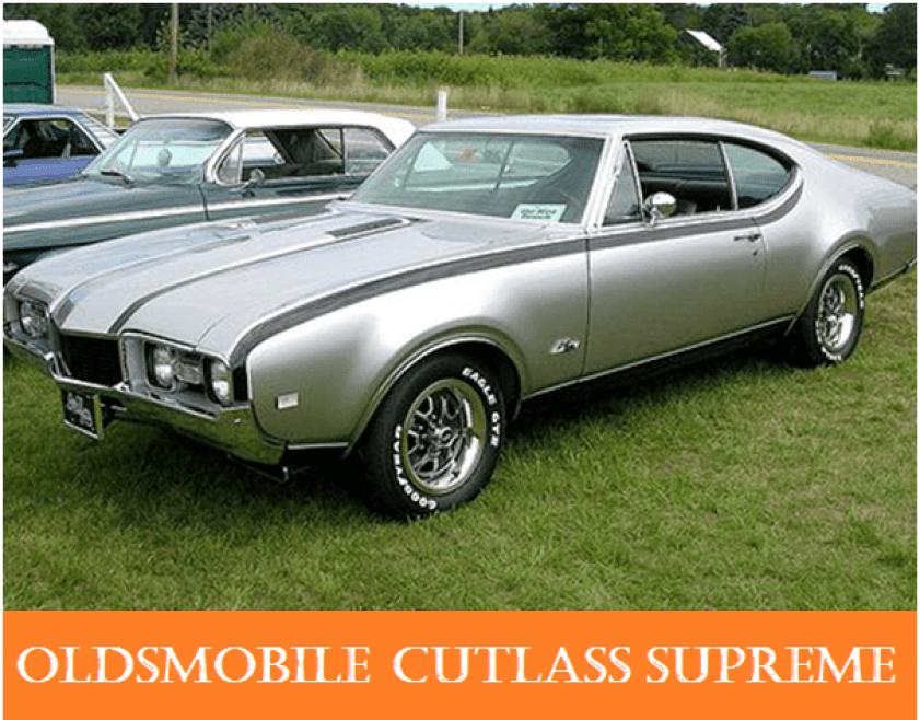 01 1960s vintage personal cars oldsmobile cutlass supreme Alfa romeo spider Automobile Engineering 1960s Vintage Personal Cars