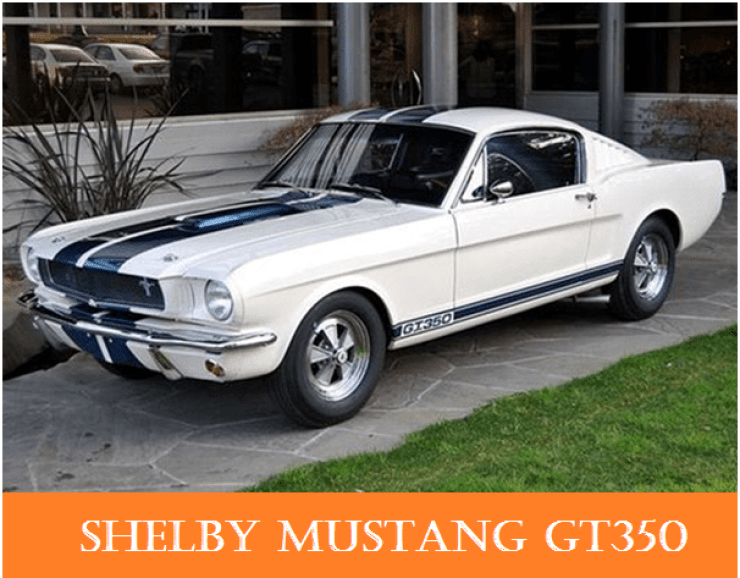 01 1960s vintage personal cars shelby mustang gt350   Why The 1960s Vintage Personal Cars Had Been So Popular Till Now?   1960s Vintage Personal Cars