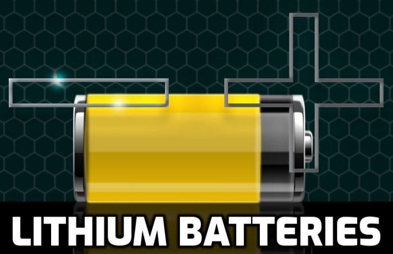 01-Types Of Lithium Batteries - Li-Ion Batteries - Lipo Batteries
