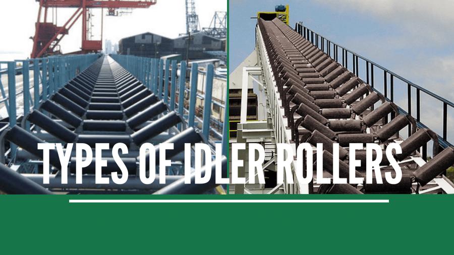 01-Types-Of-Idler-Rollers-In-Conveyor-Belt-Transportation-In-Mine-Industry