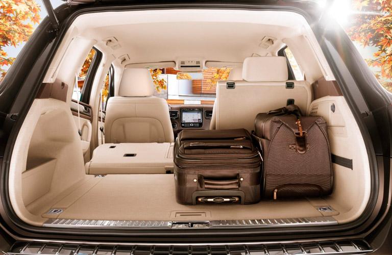 Tavera 7 Seater Interior