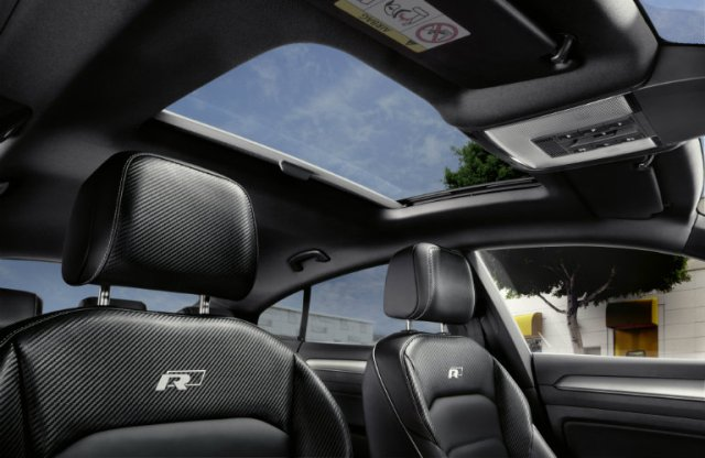 Image result for volkswagen arteon interior roof
