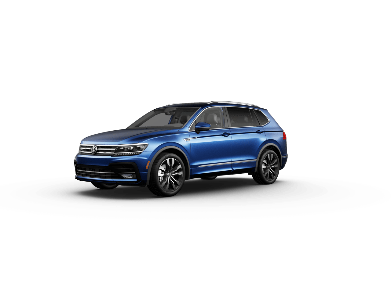 2020 Volkswagen Tiguan Silk Blue Metallic O Neftin Westlake Volkswagen