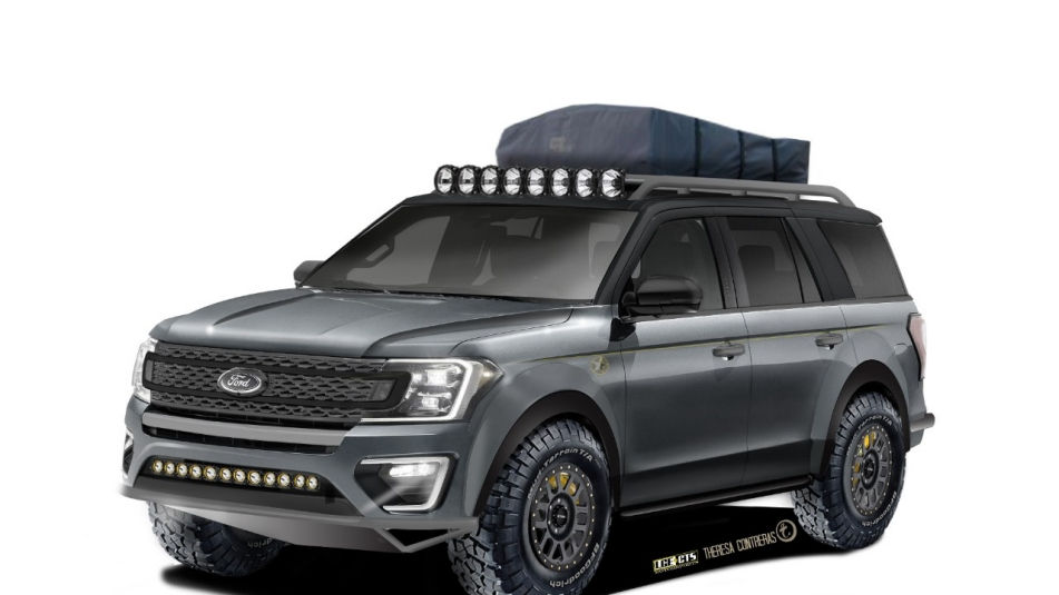 custom 2018 ford expedition featuring